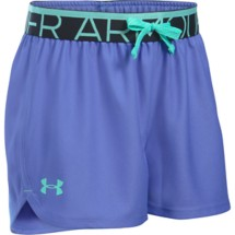 Youth Girls' Under Armour Play Up Short