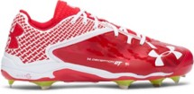 Men's Under Armour Deception Low Diamond Tips Baseball Cleat