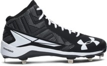 Men's Under Armour Yard Mid ST Baseball Cleats