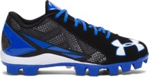 Youth Boys' Under Armour Leadoff Low RM Jr. Baseball Cleats
