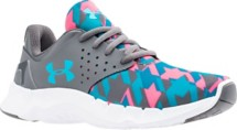 Youth Girls' Under Armour Flow Running Shoes