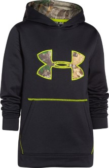 Youth Boys' Under Armour Storm Caliber Hoodie