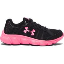 Preschool Girls' Under Armour Assert 6 Running Shoes