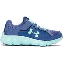 Preschool Girls' Under Armour Assert 6 AC Running Shoes