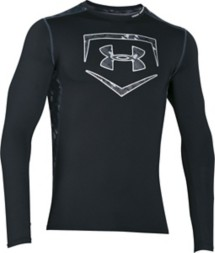 Men's Under Armour Undeniable Baseball Long Sleeve Shirt