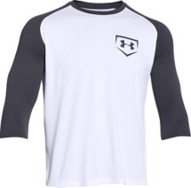 Men's Under Armour Baseball 3/4 Sleeve Shirt