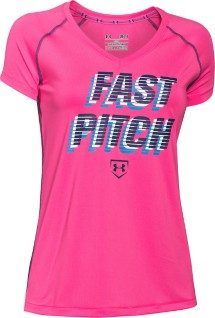 Women's Under Armour Softball Graphic T-Shirt