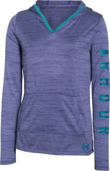 Youth Girls' Under Armour Tech Hoodie