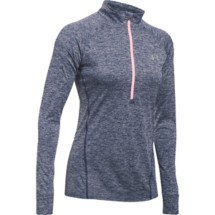 Women's Under Armour Tech Twist 1/2 Zip Long Sleeve Shirt