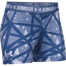Youth Girls' Under Armour HeatGear ARMOUR Printed 3