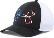 Men's Under Armour Fish Hook Big Logo Mesh Cap