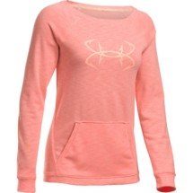 Women's Under Armour Ocean Shoreline Terry Crew