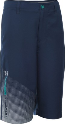 Youth Boys' Under Armour Fade Right Golf Short