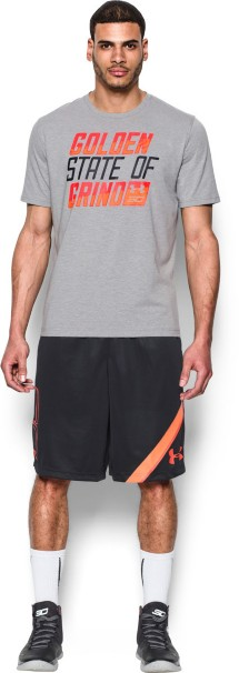 Men's Under Armour SC30 State Of Grind T-Shirt