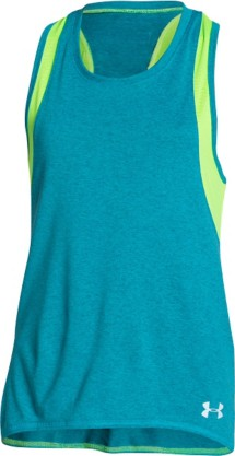 Youth Girls' Under Armour Quick Pass Tank