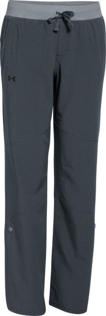 Youth Girls' Under Armour Premiere Woven Studio Pants