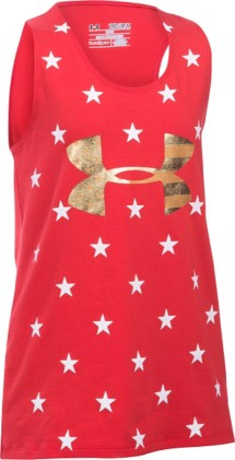 Youth Girls' Under Armour Stars Of The USA Tank