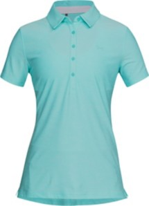 Women's Under Armour Zinger Golf Polo Shirt