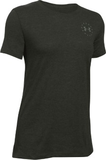 Women's Under Armour WWP Freedom Flag T-Shirt