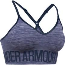 Women's Under Armour HeatGear ARMOUR Seamless Streaky Heather Bra With Cups