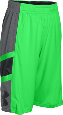 Youth Boys' Under Armour Crossover Basketball Shorts