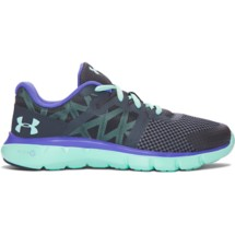 Youth Girls' Under Armour Micro G Shift Running Shoe