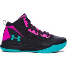 Youth Girls' Under Armour Jet Basketball Shoes