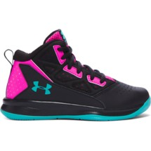 Preschool Girls' Under Armour Jet Basketball Shoes