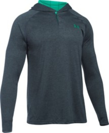 Men's Under Armour Tech Popover Long Sleeve Hoodie