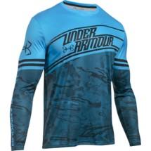 Men's Under Armour Fishing Jersey Long Sleeve Shirt
