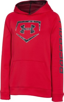 Youth Boys' Under Armour Storm Baseball Diamond Hoodie