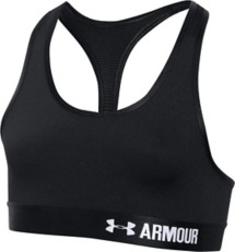 Youth Girls' Under Armour HeatGear ARMOUR Solid Bra