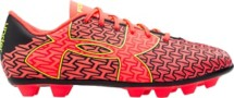 Youth Girls' Under Armour CF Force 2.0 HG Jr. Soccer Cleats