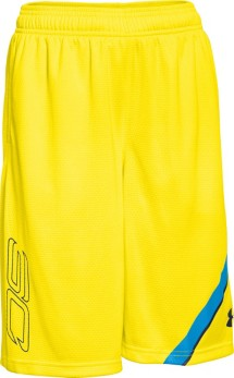 Youth Boys' Under Armour SC30 Essentials Basketball Shorts