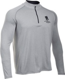 Men's Under Armour WWP Tech 1/4 Long Sleeve Zip