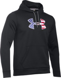 Men's Under Armour Freedom Storm Hoodie