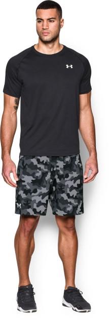 Men's Under Armour HIIT Camo Shorts