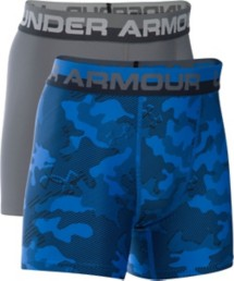 Youth Boys' Under Armour Original Series Boxerjock 2 Pack