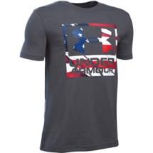 Youth Boys' Under Armour Big Flag Logo T-Shirt