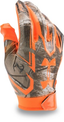 Men's Under Armour F5 Camo Football Glove