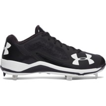 Men's Under Armour Ignite Low Steel Baseball Cleats