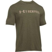 Men's Under Armour Freedom I SERVED T-Shirt