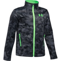 Youth Boys' Under Armour Storm Softershell Jacket