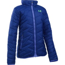 Youth Girls' Under Armour ColdGear Reactor Jacket