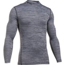 Men's Under Armour ColdGear ARMOUR Twist Compression Long Sleeve Mock