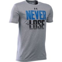 Youth Boys' Under Armour Never Lose T-Shirt