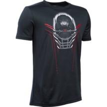 Youth Boys' Under Armour Future Helmet T-Shirt