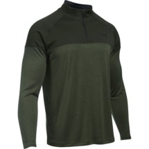 Men's Under Armour Tech Printed 1/4 Long Sleeve Zip