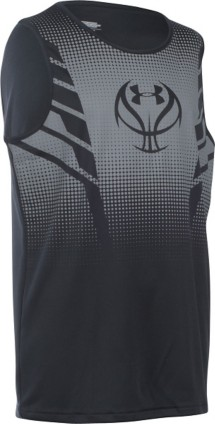 Youth Boys' Under Armour Select Sleeveless Shirt