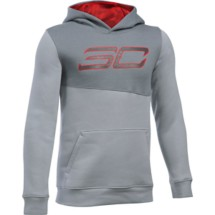 Youth Boys' Under Armour SC30 Essentials Hoodie
